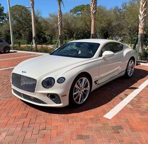 Bentley GTC 2021