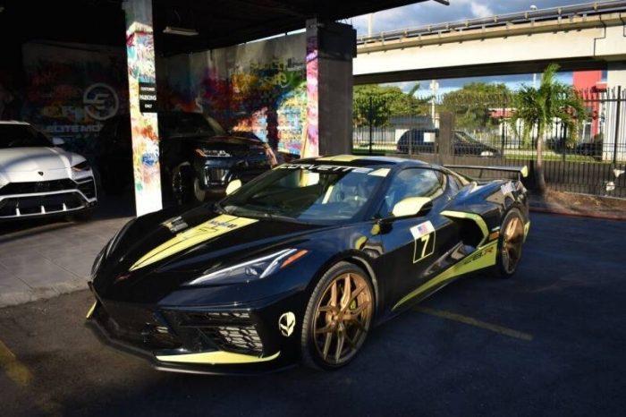 Corvette Special Edition 2021
