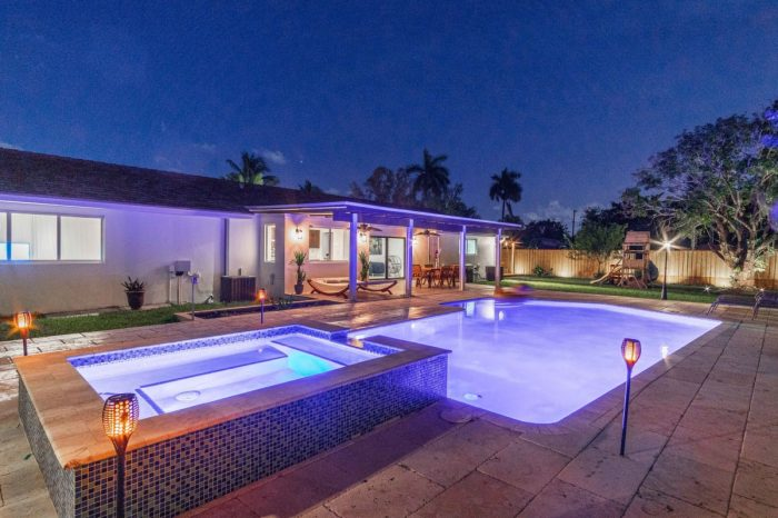 Gated Luxury Retreat in Heart of Miami