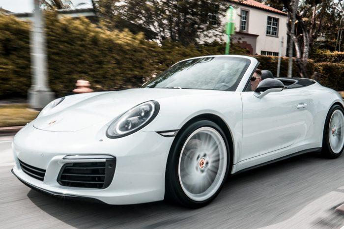 Porsche 911 White