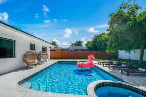 Luxury Casa Bella Escape in heart of Miami