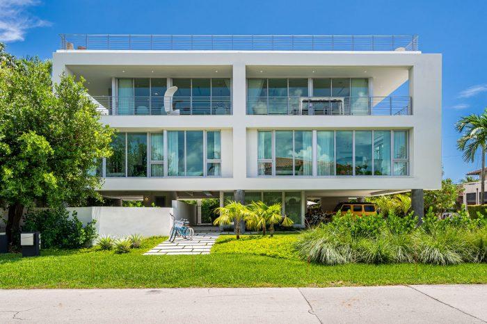 Villa Bella Vista – A Luxury Miami Villa with Ocean Views