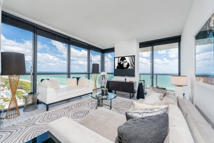 Stunning Oceanfront at W South Beach