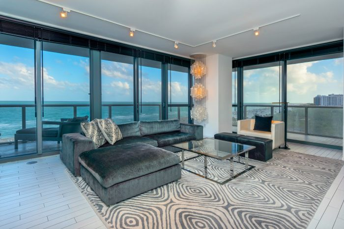 Oceanfront at W South Beach