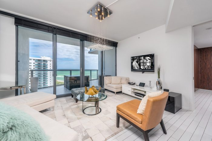 Residence at W South Beach