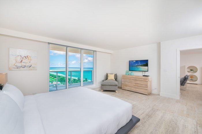 Oceanfront 3 Bedroom suite