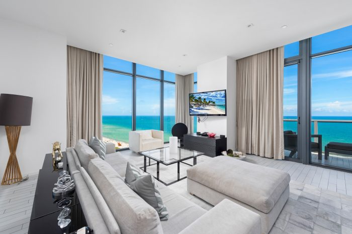 Luxury Penthouse at W South Beach