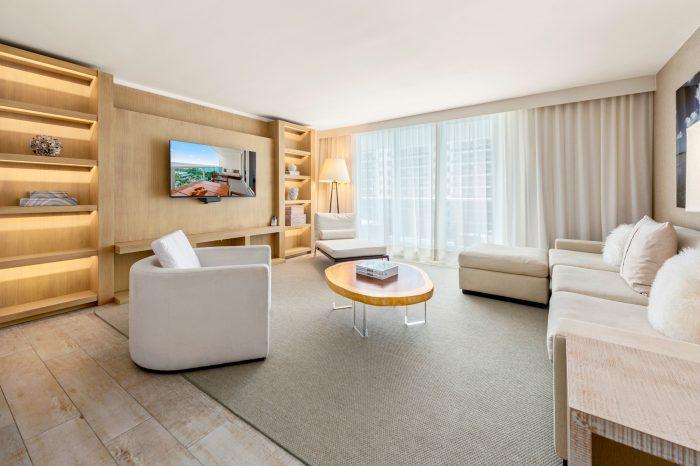 Luxury Three Bedroom Oceanview
