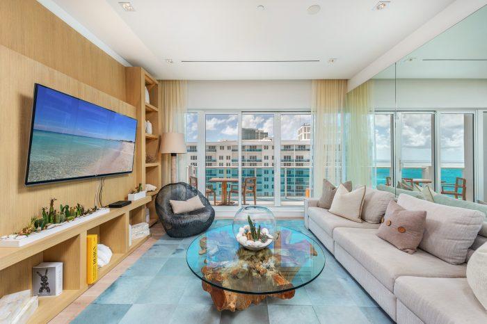 Oceanfront Luxury Penthouse