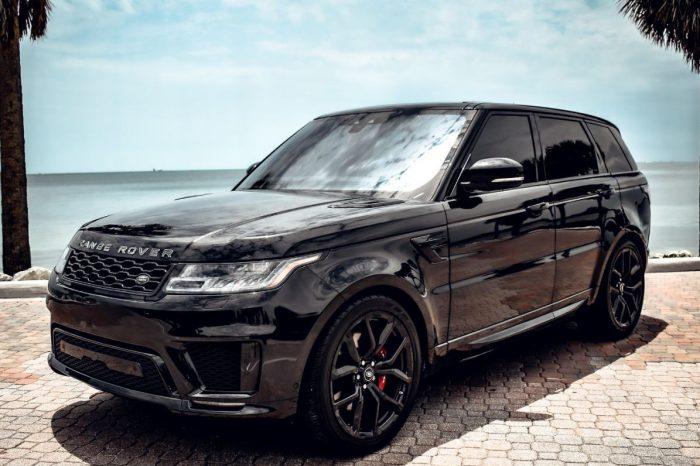 Range Rover Sport R-Dynamic